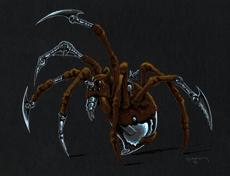 Spider Thing
