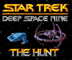 Deep Space 9 The Hunt Mini