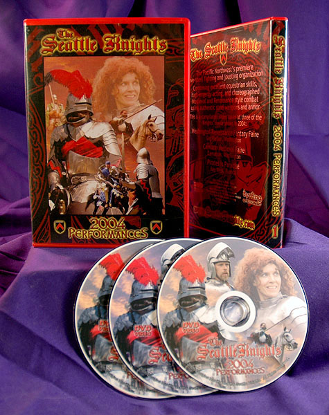 Seattle Knights DVD photo